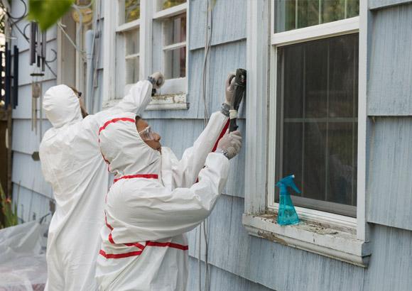 Nettoyage et salubrité d'une habitation